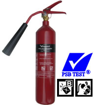 Vanguard CO2 Extinguisher