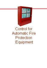 Vanguard V5 Advance Fire Extinguishing Panel